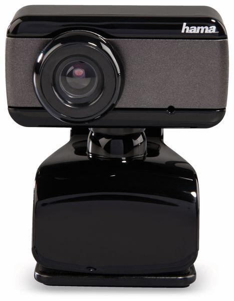 Webcam HAMA Speak2, integriertes Mikrofon, schwarz - Produktbild 2