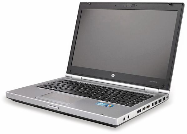 "Laptop HP Elitebook 8570p, 15,6"", Intel i5, Win 10 Home, Refurbished - Produktbild 1"