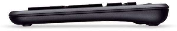 Funk-Tastatur LOGITECH K360, Unifying, schwarz - Produktbild 3