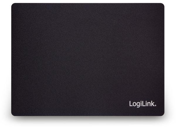 Ultra-Thin Mauspad LOGILINK ID0140, schwarz - Produktbild 1