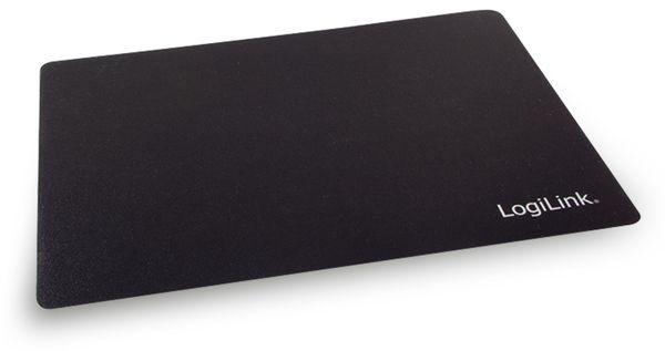 Ultra-Thin Mauspad LOGILINK ID0140, schwarz - Produktbild 2