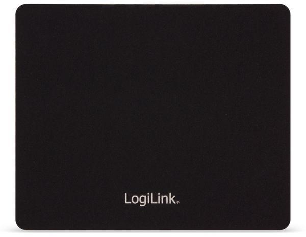 Mauspad LOGILINK ID0149, schwarz - Produktbild 2