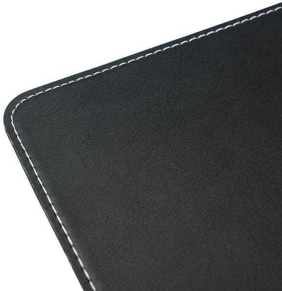 Mauspad LOGILINK ID150, schwarz, Lederoptik - Produktbild 3