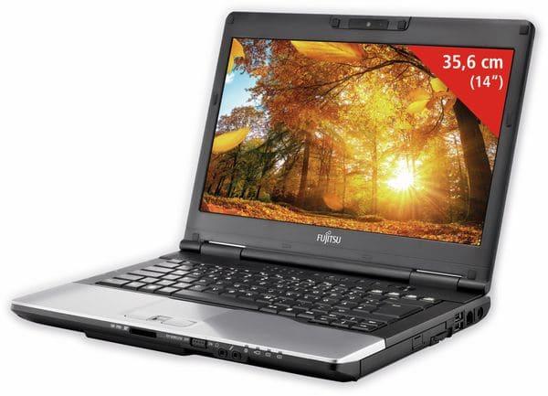 "Laptop FUJITSU Lifebook S752, 14"", Intel i5, 4 GB, Win 10 H, Refurbished - Produktbild 1"