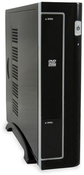 PC PO-Mini-3455, Intel Celeron J3455, 8 GB DDR3, 1 TB HDD