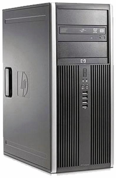 PC HP Elite 8100 T, Intel i5, 4 GB RAM, 320 GB, Win 10 Pro, Refurbished - Produktbild 1