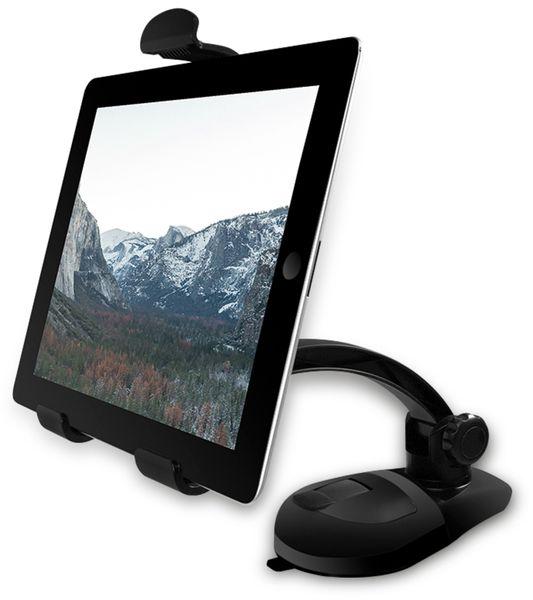 "Tablet-Halterung LOGILINK AA0115, 7""...10"", Saugnapf - Produktbild 3"