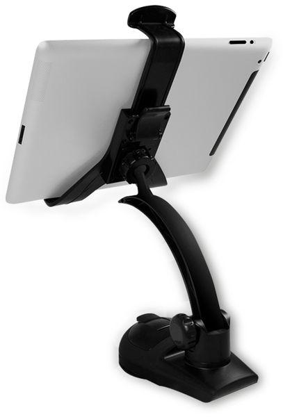 "Tablet-Halterung LOGILINK AA0115, 7""...10"", Saugnapf - Produktbild 4"