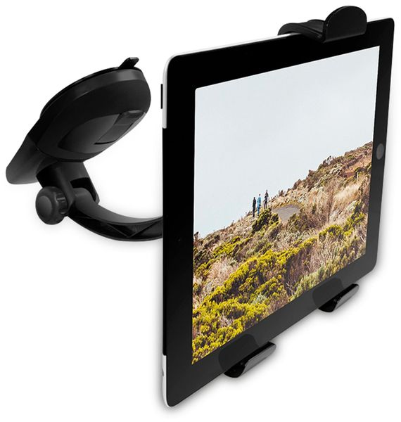 "Tablet-Halterung LOGILINK AA0115, 7""...10"", Saugnapf - Produktbild 6"
