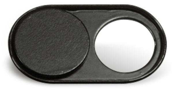 Kameraschutz LOGILINK AA0111, schwarz