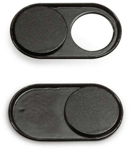 Kameraschutz LOGILINK AA0111, schwarz - Produktbild 2