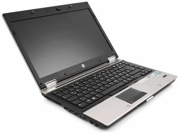 Laptop HP Elitebook 8440p, Intel i7, 160 GB SSD, Win 7 Pro, Refurbished - Produktbild 1