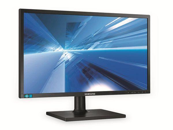 "24"" TFT-Monitor SAMSUNG Syncmaster S24C650BW, Refurbished - Produktbild 6"