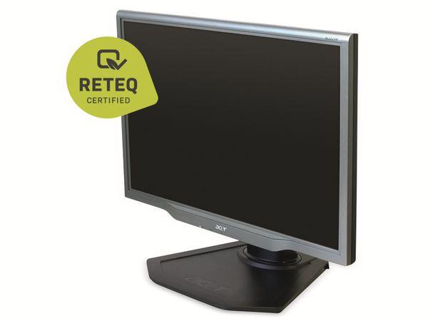 "22"" TFT-Monitor ACER AL2223W B, VGA, DVI, Refurbished - Produktbild 1"