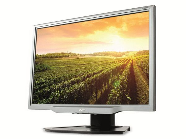 "22"" TFT-Monitor ACER AL2223W B, VGA, DVI, Refurbished - Produktbild 4"