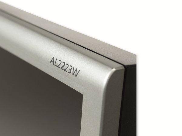 "22"" TFT-Monitor ACER AL2223W B, VGA, DVI, Refurbished - Produktbild 5"