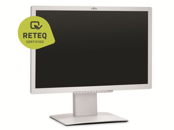 "22"" TFT-Monitor FUJITSU B22W-7 LED, VGA, DVI, DisplayPort, Refurbished - Produktbild 1"