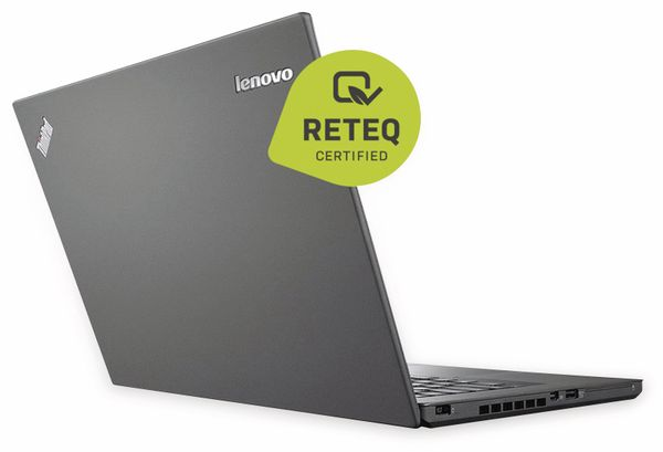 "Ultrabook LENOVO Thinkpad T440, 14"", Intel i5, Win 10 Pro, Refurbished - Produktbild 3"