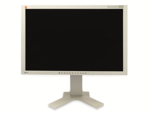 """24"""" TFT-Monitor EIZO Flexscan S2431W-GY, 1920x1200, Refurbished - Produktbild 1"""