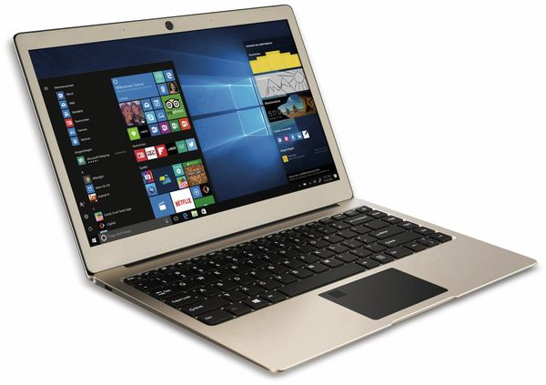 Ultrabook ODYS Winbook 13, Intel Celeron, 64 GB Flash, Win 10 Home