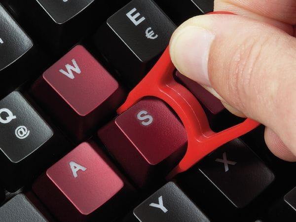 Gaming-Tastatur LOGILINK ID0127, Mechanisch, RGB - Produktbild 4
