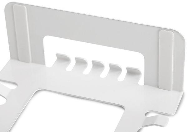 Kabelmanagementsystem LOGILINK KAB0066, Untertischmontage - Produktbild 3