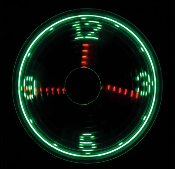 USB-Ventilator LOGILINK UA0294, mit Uhrzeit - Produktbild 4