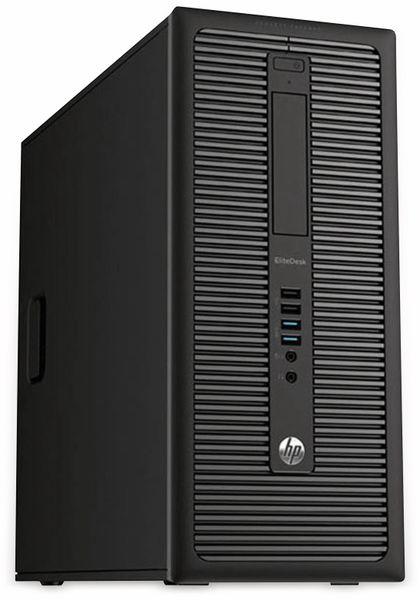 PC HP EliteDesk 800 G1, i5, 500 GB HDD, 8 GB RAM, Win10Pro, Refurbished