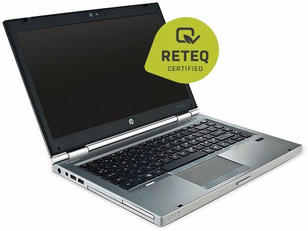 "Laptop HP EliteBook 8460P, 14"", i5, 128 GB SSD, Win10H, Refurbished - Produktbild 1"