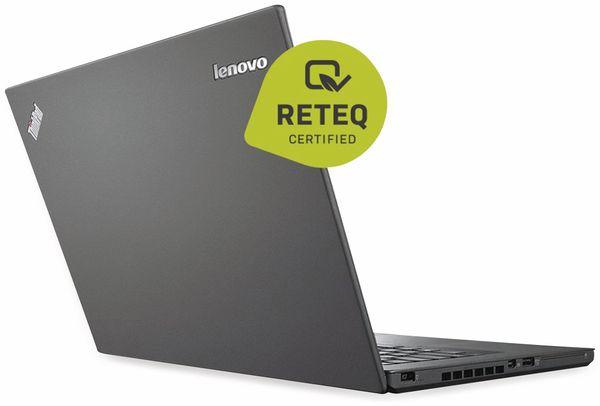"Laptop LENOVO ThinkPad T440, 14"", i5, 256 GB SSD, Win10Pro, Refurbished - Produktbild 3"