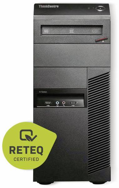 Tower-PC, Intel i3, 4 GB RAM; 250 GB HDD, Win10H, Refurbished - Produktbild 2
