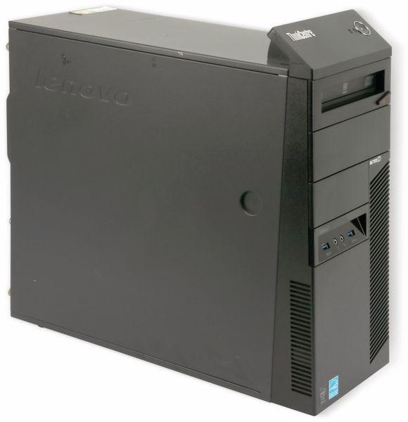 Tower-PC, Intel i3, 4 GB RAM; 250 GB HDD, Win10H, Refurbished - Produktbild 3