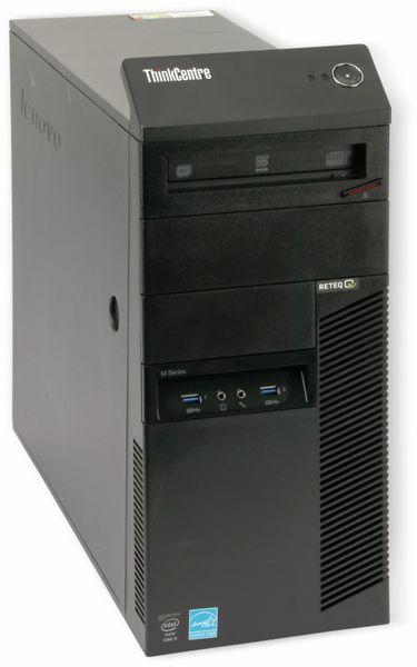 Tower-PC, Intel i3, 4 GB RAM; 250 GB HDD, Win10H, Refurbished - Produktbild 4
