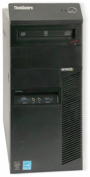 Tower-PC, Intel i3, 4 GB RAM; 250 GB HDD, Win10H, Refurbished - Produktbild 5