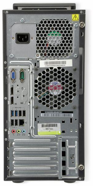 Tower-PC, Intel i3, 4 GB RAM; 250 GB HDD, Win10H, Refurbished - Produktbild 6