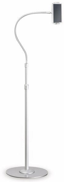 Tablet- und Smartphone-Ständer LOGILINK AA0082, Aluminium - Produktbild 2