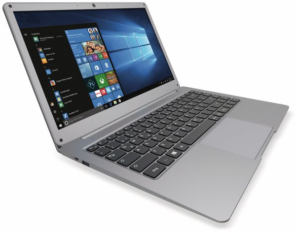 "Notebook ODYS MyBook 14, 14"", Intel Celeron, FULL HD IPS, 4 GB RAM, Win10H - Produktbild 1"