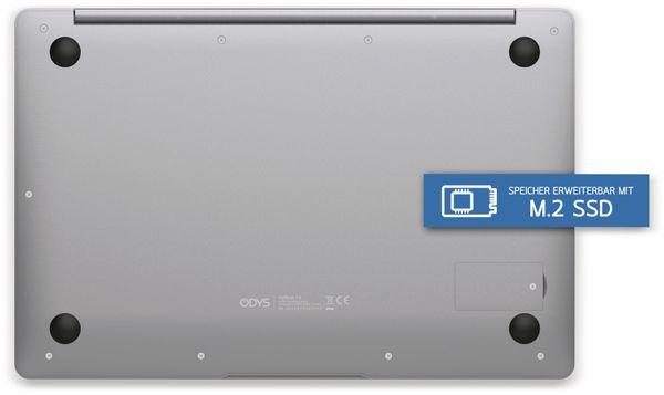 "Notebook ODYS MyBook 14, 14"", Intel Celeron, FULL HD IPS, 4 GB RAM, Win10H - Produktbild 4"