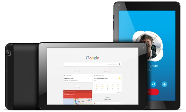 "Tablet ODYS Titan 10 LTE, 10,1"", Quad-Core, Android 8.1, Dual SIM - Produktbild 3"