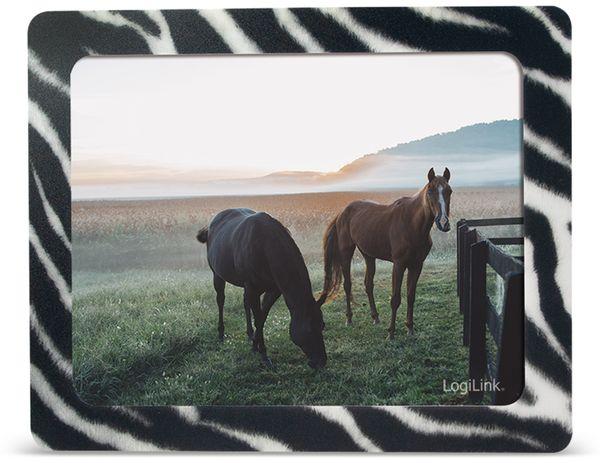 Mauspad LOGILINK ID0164, Fotorahmen, Zebra - Produktbild 2