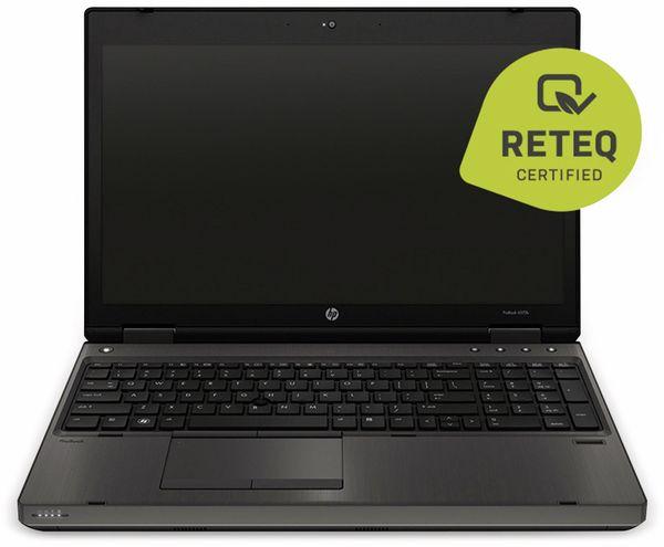 "Laptop HP Probook 6570B, 15,6"", Intel i5, 4 GB RAM, Win10H, Refurbished - Produktbild 2"