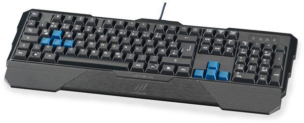 Gaming-Tastatur HAMA uRage Lethality, USB - Produktbild 1
