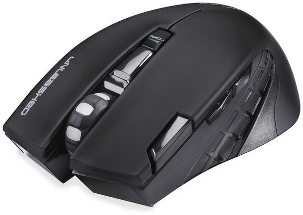 Gaming-Maus HAMA uRage Unleashed, Wireless, 4000 dpi - Produktbild 3