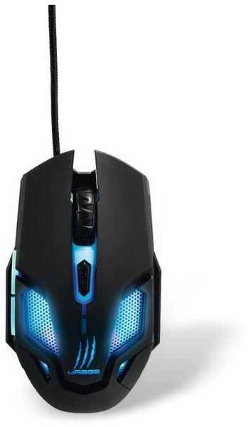 Gaming-Maus HAMA uRage Reaper nxt, USB, 4000 dpi - Produktbild 2