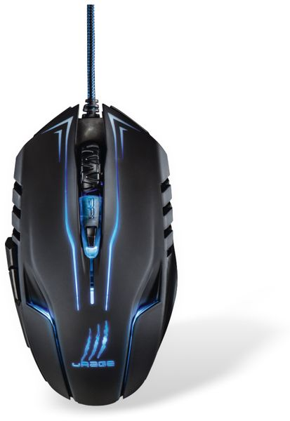 Gaming-Maus HAMA uRage Reaper Essential, USB, 2400 dpi - Produktbild 2