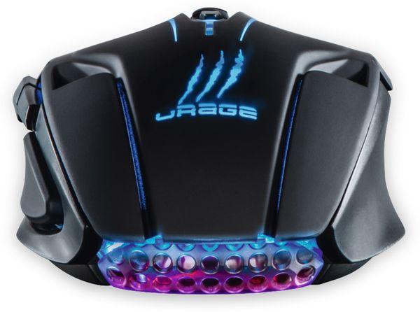 Gaming-Maus HAMA uRage Reaper Essential, USB, 2400 dpi - Produktbild 5