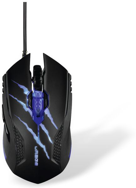 Gaming-Maus HAMA uRage Reaper neo, USB, 3200 dpi - Produktbild 3