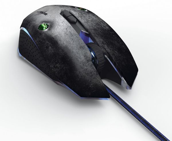 Gaming-Maus HAMA uRage Bullet, USB, 2400 dpi - Produktbild 2