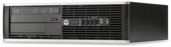 PC HP Elite 8300, Intel i7, 8 GB RAM, 500 GB HDD, Win10Pro, Refurbished - Produktbild 2