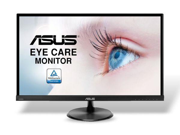 "IPS-Monitor ASUS VC279HE, 27"", EEK A+, HDMI, VGA, Zeroframe - Produktbild 1"
